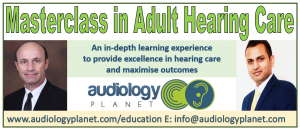 Masterclass in Adult Hearing Care